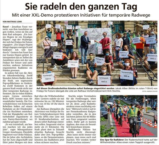 HNA Kassel 20.06.2020