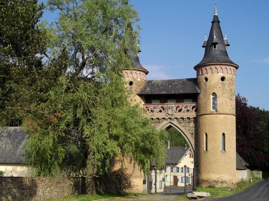 Die Geschichte der Burg Heid