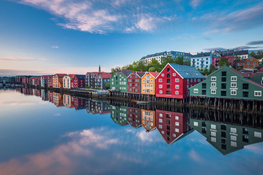 Trondheim - Bild: Innovation Norway