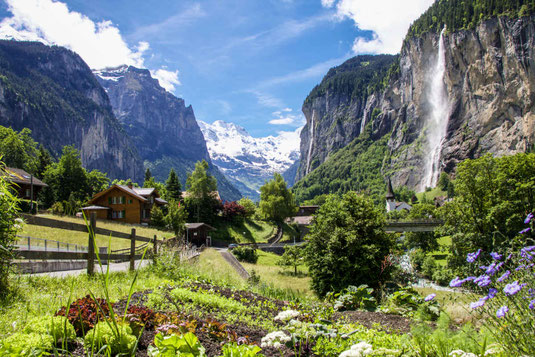 Lauterbrunnen, Bild: ©Jungfrau Region