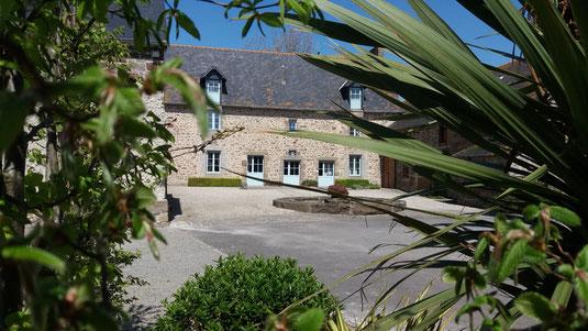 Manoir de la Ville Marie et ses 5 chambres d'hôtes