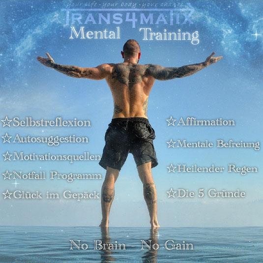 Beratung Trainer Body Gesundheit Regeneration mental affirmation selbstreflexion autosuggestion motivation glück heilen