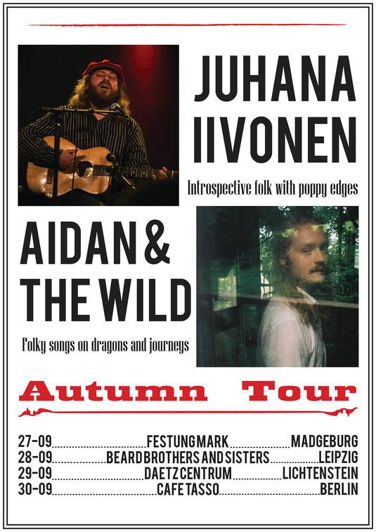 Poster © Juhana Iivonen 2018