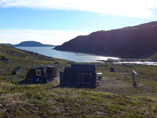 Fly fish Greenland, FFTC.club destination, Camp at Greenland, Fly fish adventure on the worlds largest island.