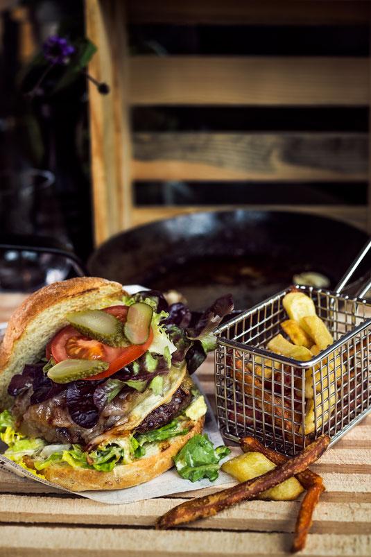 Gourmet Burger von Tobias Gawrisch (Xplor Creativity)