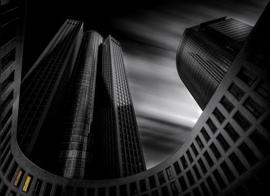 Tower 185 und Pollux Hochhaus in Frankfurt am Main
