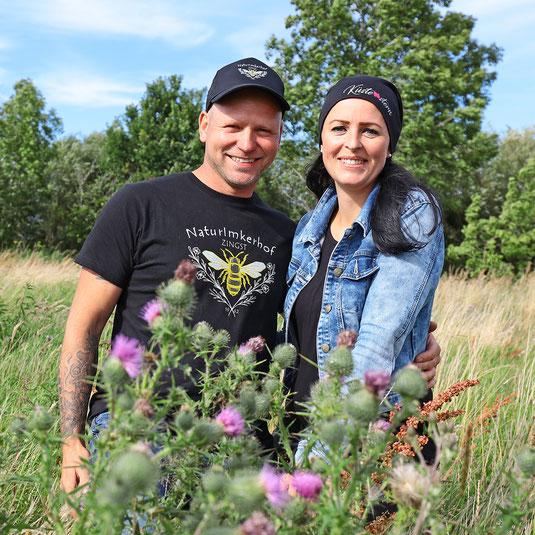 Natur und Imkerhof Zingst Bienenlehrpfad