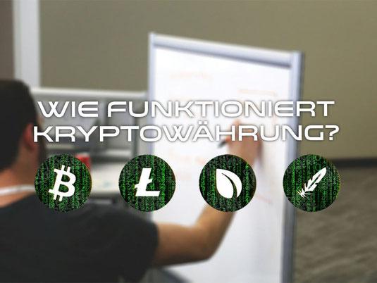 Wie funktioniert Kryptowährung?