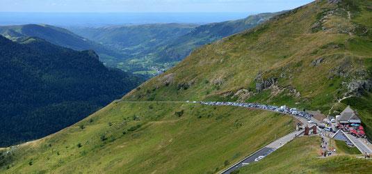 Les monts du Cantal ©DR