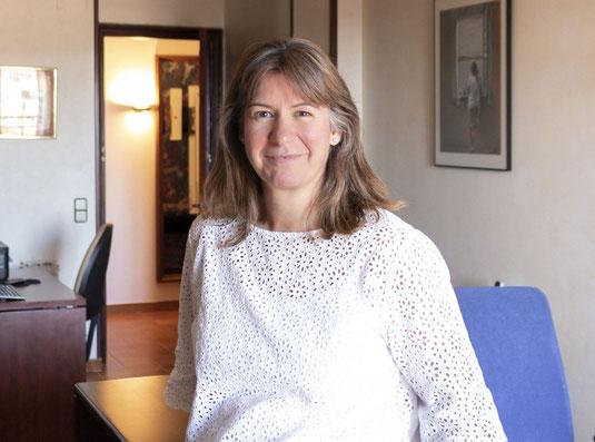 Anna Romeu, cap de la Secció de Psicologia d'Emergències del Col·legi Oficial de Psicologia de Catalunya i psicòloga del Servei d'Emergències Mèdiques (SEM). Foto: annaromeu.com.