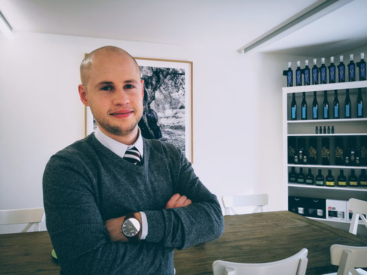 Silvan Brun, Master of Olive Oil