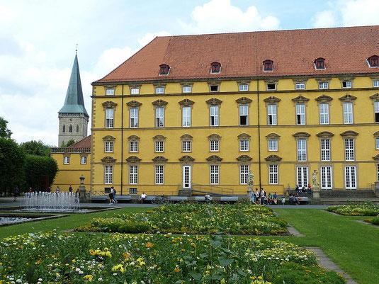 Osnabrück, Schloss