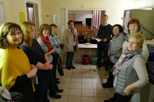 Ideensammlung in der zu renovierenden Küche