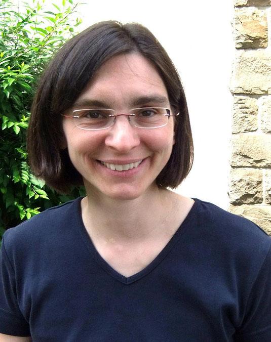 Vorsitzende des Gemeinderats Stefanie Gockel