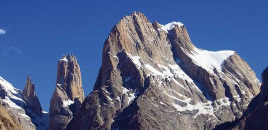 Concordia Trekking, Pakistan Trekking Richtung K2, Broad Peak, Großes Pakistan Trekking, Livetracker Pakistan