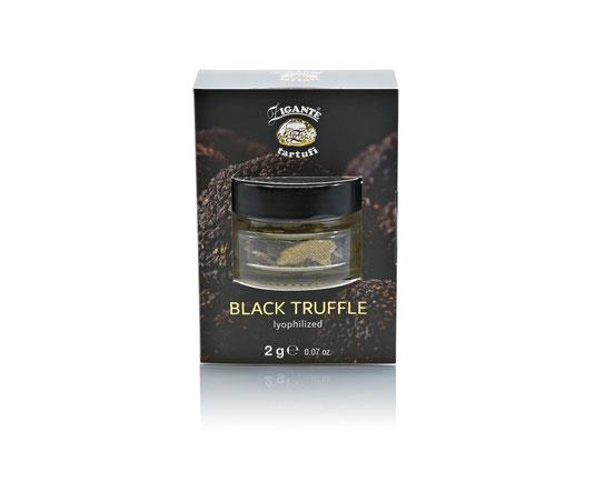 """Dank der neuen Technik des Gefriertrocknens bei Trüffel kann man das herrliche Aroma und den Geschmack dieser Delikatesse erhalten. Diese innovative Konservierungsmethode wurde beim """"Alba White Truffle Award"""" vorgestellt und von zwei der besten italienisc"""