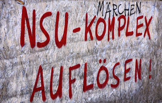 NSU-Komplex Contra Rassismus