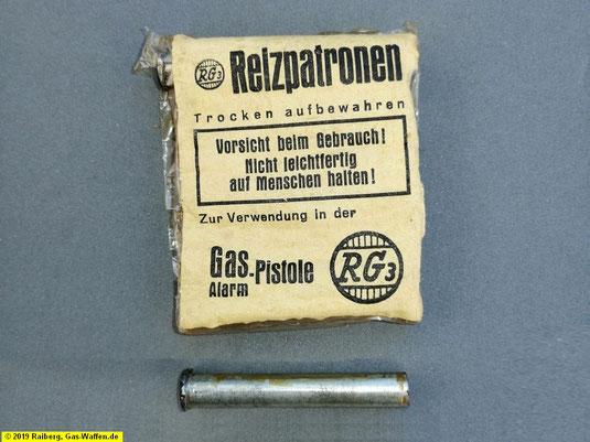 Röhm, ERGE, Reizpatronen