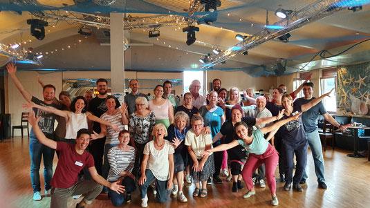 Anfängerworkshop Lindy Hop Heilbronn