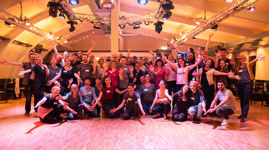Lindy Hop Workshop Heilbronn Anfänger
