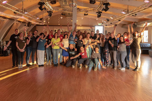 Workshop Heilbronn Lindy Hop Freude Tanz
