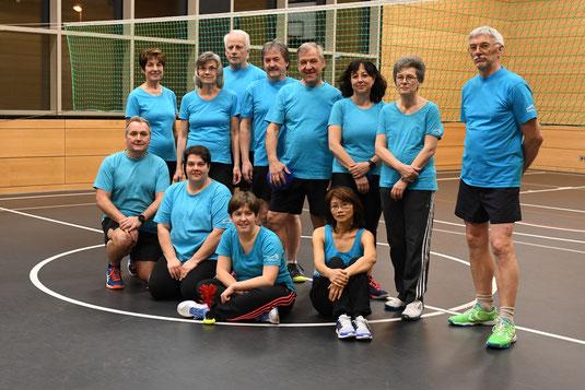Freizeitsportgruppe