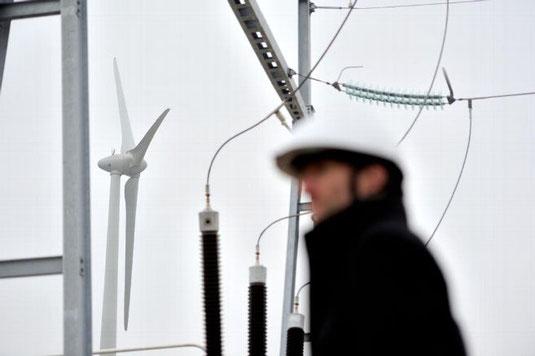 Un projet de parc éolien dans les Hauts de l'Armançon est à l'étude. Illustration Jeremie Fulleringer © Jérémie FULLERINGER