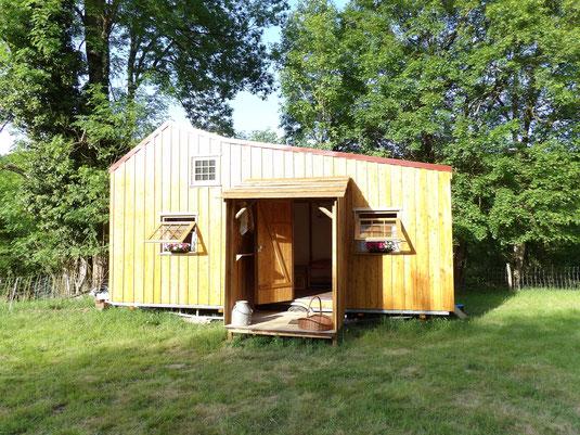 tiny house modèle prairie : lestinyhousesdepetitjean.fr