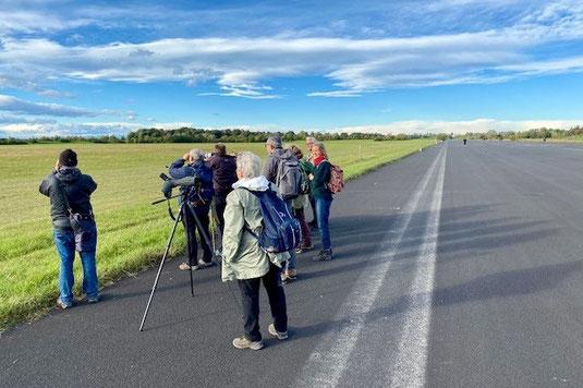 Blick auf das Wiesenbrütergebiet (Foto: Thomas Brodocz)