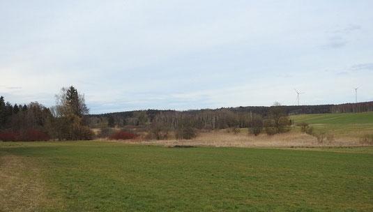 Aufkirchen Halsbach Nord (Foto: Wolfgang Spatz)