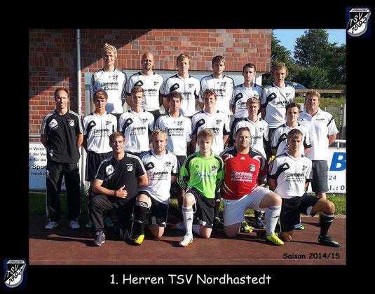 1. Herren TSV Nordhastedt