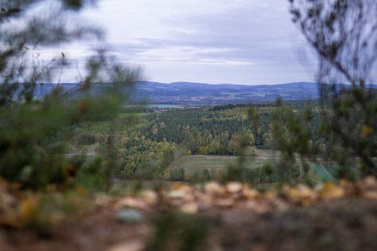 Blick vom Pfaffenstein