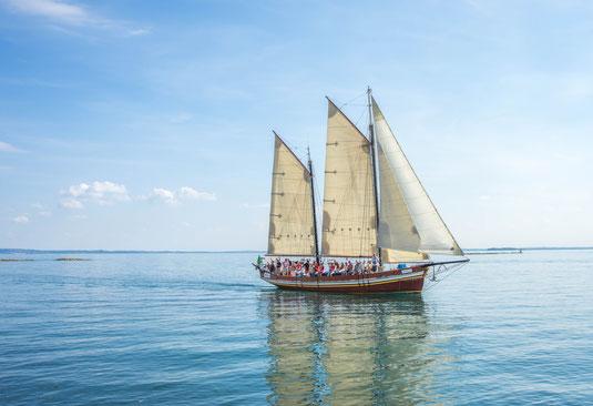 Schiffsradar - Schiffsverfolgung - Schiffspositionen