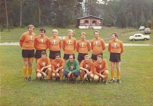 Foto: Wolfgang Friedrich, September 1976 in Tarrenz