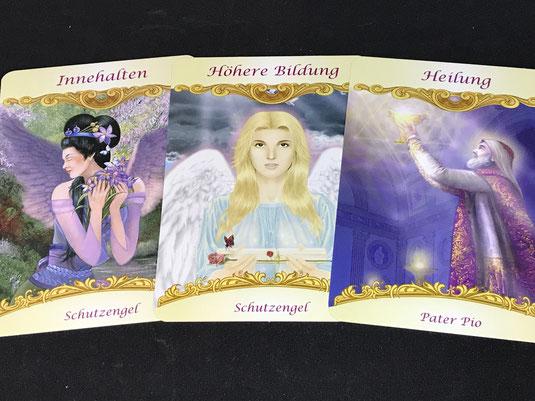 Das Orakel der himmlischen Helfer von Doreen Virtue auf Phönixzauber