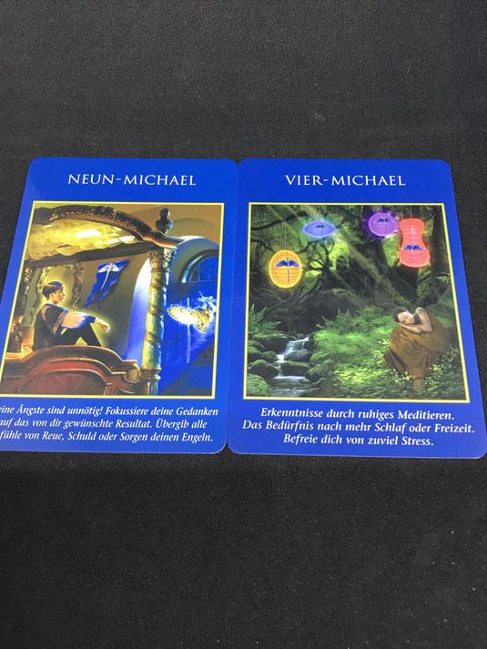 Das Erzengel Tarot von Doreen Virtue auf Phönixzauber
