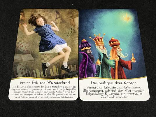 Sans Souci Cards 2 von Nadine Breitenstein auf Phönixzauber