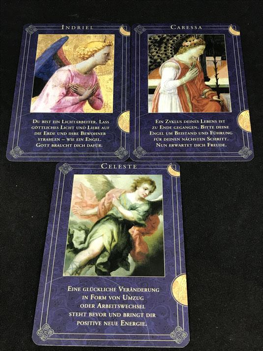 Engel begleiten Deinen Weg von Doreen Virtue auf Phönixzauber kostenlose Tagesbotschaft