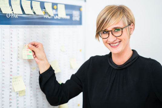 Susanne Martin | Organisation & Salonleitung