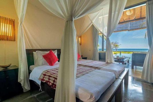 Lovina beachfront villa for sale