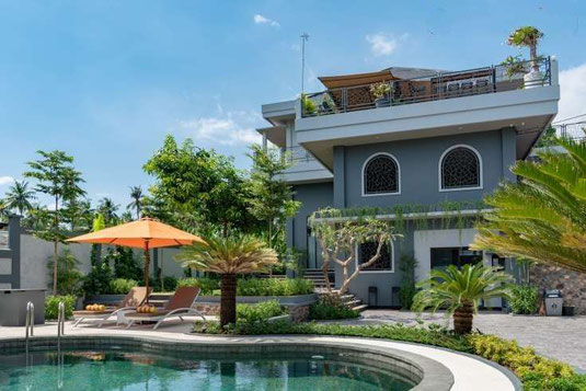 North Bali villa for sale.