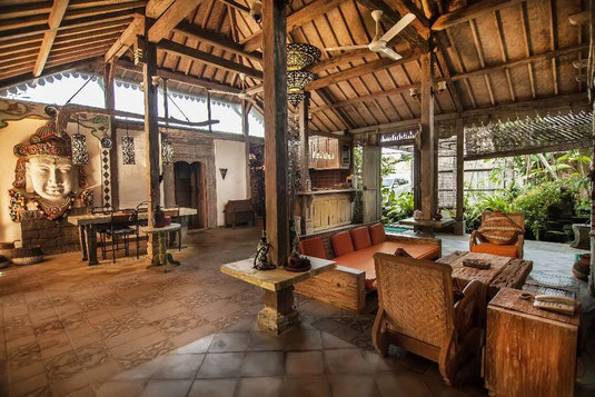 Payangan villa dijual. Di jual villa di Ubud