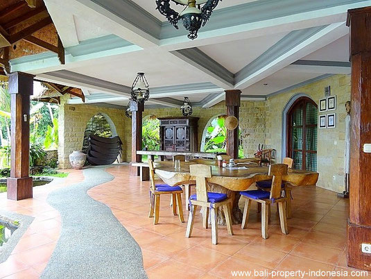 Tegallalang villa for sale. Located 20 minutes North of Ubud