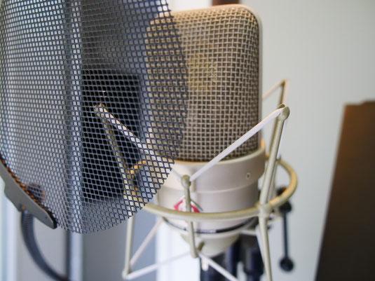 ボーカルレコーディング専用コンデンサーマイクTLM49