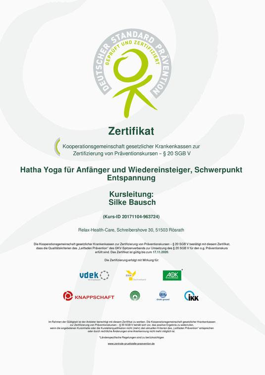 Für Unternehmen: - Natur Yoga & Achtsamkeit Köln Rösrath