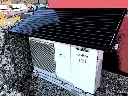 Panasonic Wärmepumpe als Alternative zur Öl-oder Gasheizung