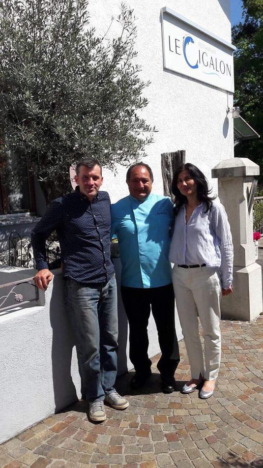 Olive Oil Food Pairing: Eric Martin, Jean-Marc Bessire, Sophia Amariotaki Streich