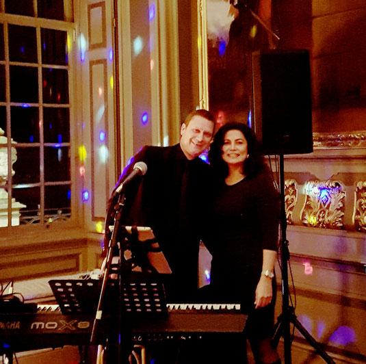 Live Muziek tijdens Kerstdiner of Kerstborrel