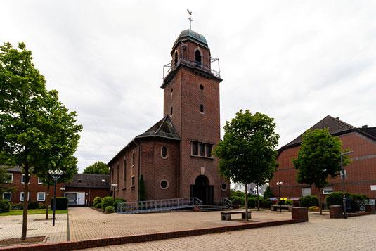 Herz-Jesu-Kirche, Duisburg-Serm