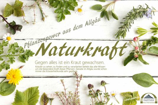 Naturkraft die Kräutermischung von Reico - Reico Vertriebspartner Ronny Rißmann